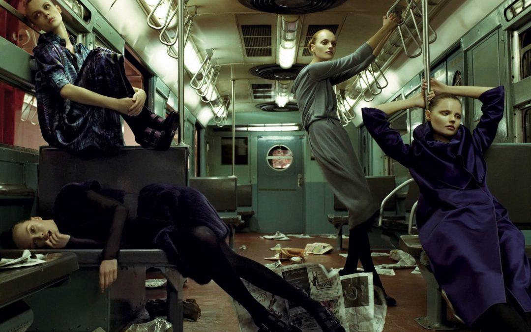 PUBLIC TRANSPORT x Steven Meisel